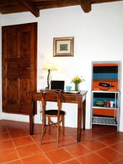 studio living area