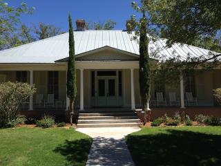 The Mulhern House, Fort Davis