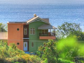 Stunning Ocean & Mountain Views - Bocean Villa, Anse La Raye