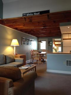 Open Concept Post and Beam