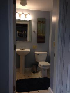 Main Floor Bathroom with Stall Shower