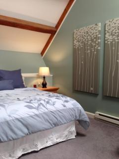 2nd Floor Master Bedroom with En Suite