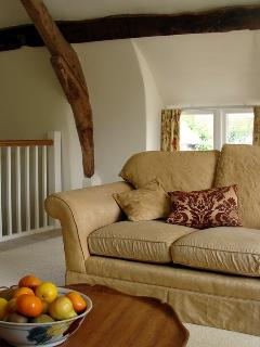 Greengage living room