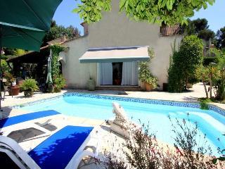 6075 Pretty Provencal villa with private pool, La Roquette-sur-Siagne