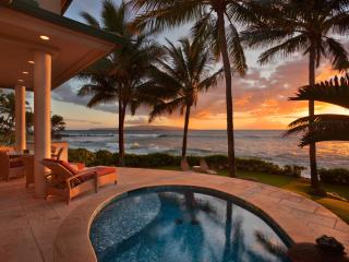 Ocean Bliss Beachfront Home, Kihei