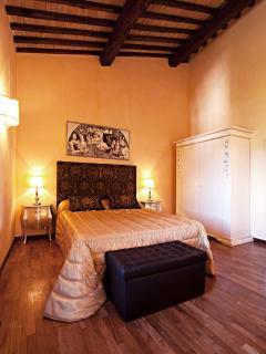 I nostri appartamenti ubicati nella quiete delle mura del Borgo offrono ambienti ricercati