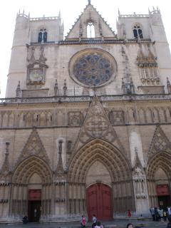 la Cathédrale Saint-Jean
