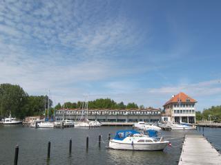 Ferienwohnung Karlshagen Yachthafen - Sonnensegler