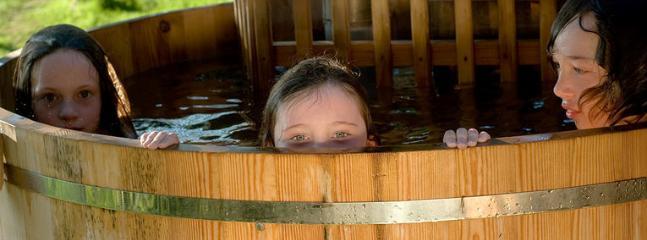 Yeo Farm - Large Artic Hot Tub