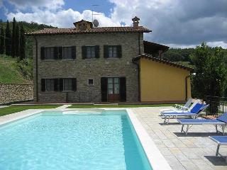 Detached villa with private pool near Arezzo