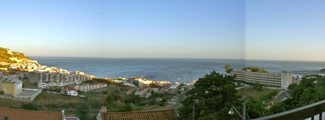 panoramic view from terrace