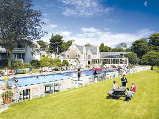 Carworgie Cottages at The Atlantic Reach Holiday Resort nr Newquay in Cornwall, White Cross