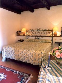 Capanne3's Double Bedroom