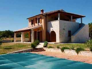 Villa Giulia near Rasa Estuary, Pula, Istria Region
