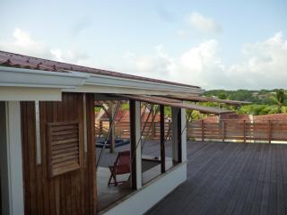Villa au Bord de mer et SPA, Le Diamant