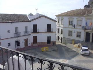 Olvera Andalucia Town Square