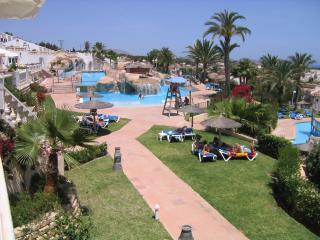 Communal Pool Area.