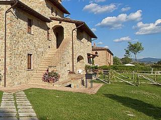 Casa Grifone B, San Pietro a Cegliolo