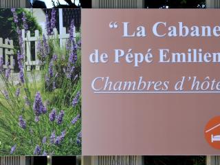La Cabane De Pépé Emilien, Chomerac