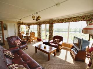 Bright sunny lounge