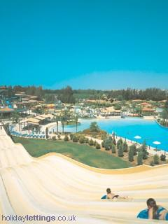 Enjoy a day at the water park
