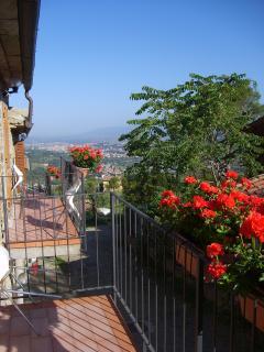 balcone panoramico