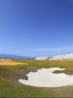 View of the Penthouses over the Golf Course