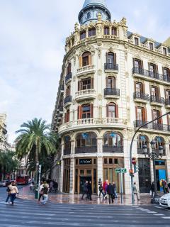 Luxury apartment  Mestalla