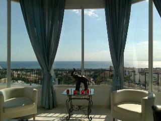 Nice sea views private pool, Mijas