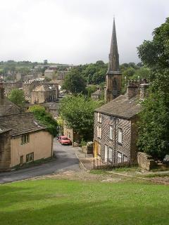 village centre is 5 minutes walk