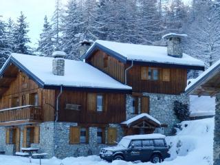 Chalet Epicea in Winter