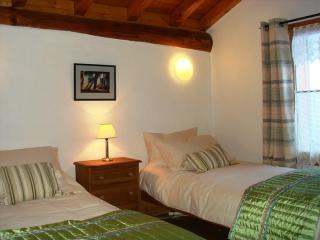 Chalet Epicea bedroom