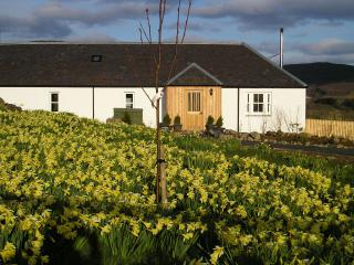 The Groose Hoose (New Steading Cottage)