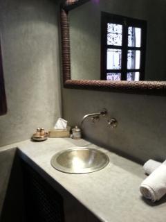 salle de bain CHAIMA