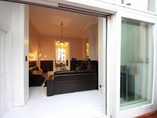 Smartflats Victoire - 3Bed - Terrace -Saint-Gilles, Bruselas