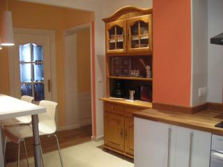 brand new Kitchen, fully equipped