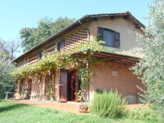 House la Gatta  with pool!, San Ginese