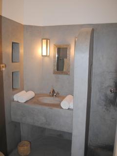 salle de bain Berbère