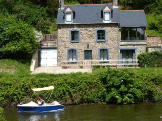 Le Martin-pêcheur, Lanvallay