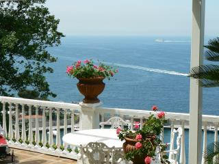 Casa Silvana, with garden and seaview in Sorrento center