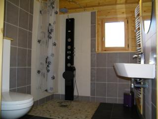 bathroom on the groundfloor