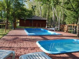 Cabañas El Bosque, Cabaña 1 x 2 Bedrooms, Villa 25 de Mayo, San Rafael