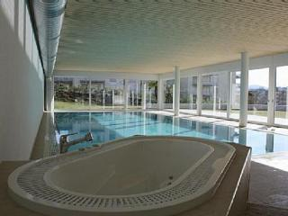 Apartment: indoor pool, garden