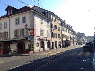 Loft Apartement Vieux Carouge