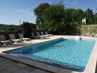LE MAS DES ARCHES avec piscine - Ibie, Vallon-Pont-d'Arc