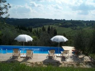 PRUNO Lovely ground floor apartment in Tuscan farm, Tavarnelle Val di Pesa