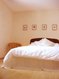 Interior Shot - Bedroom