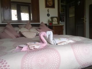 Camera da letto e asciugamani