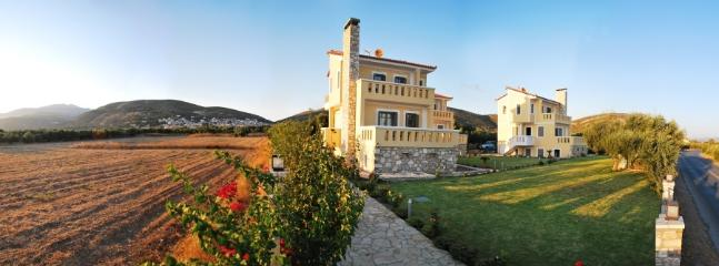 Elaia Villas estate - a beautiful estate in Pythagorion, Samos, Greece
