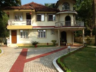 Casa de Jardin Varca South Goa for 4 people